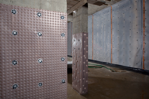 Internal Basement Waterproofing | Alliance